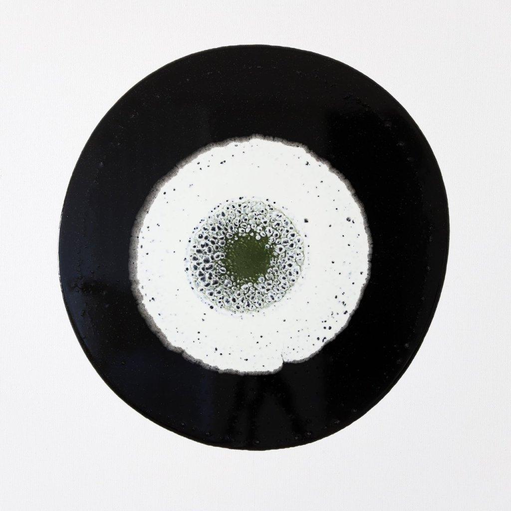 Midnight Black Coral 80x80cm image