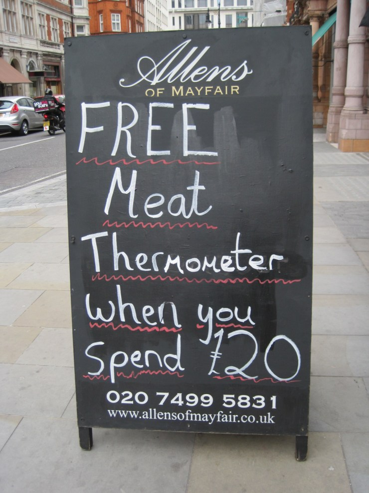 free meat