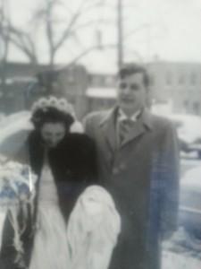 mom dad wed