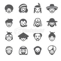 stock-illustration-22065787-mobico-icons-ethnicity