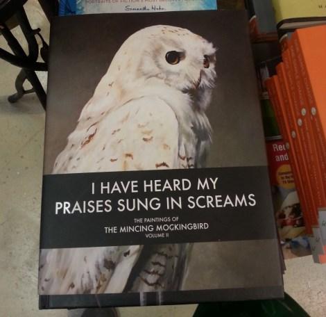Praises sung screams