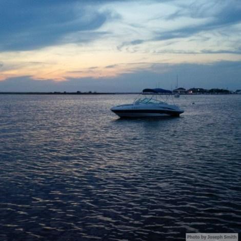 jersey boat watermk