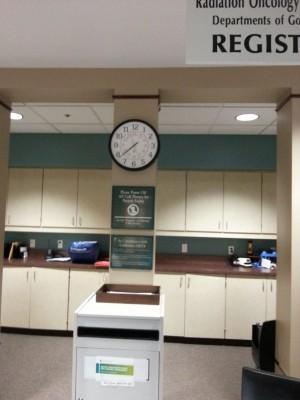 radiology clock