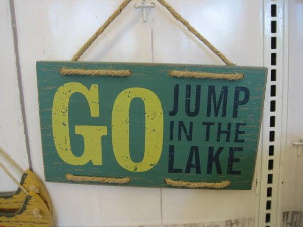 go jump lake