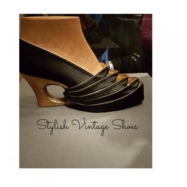 Stylish Vintage Shoes