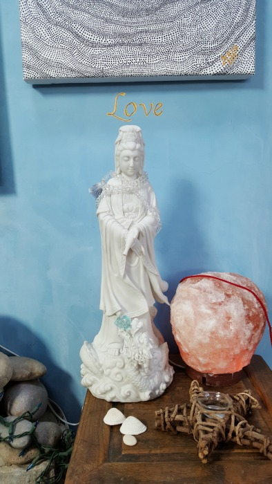 Quan Yin without be kind