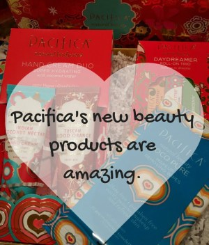 Spring Pacifica Beauty giveaway