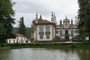 Mateus: from candle to palace