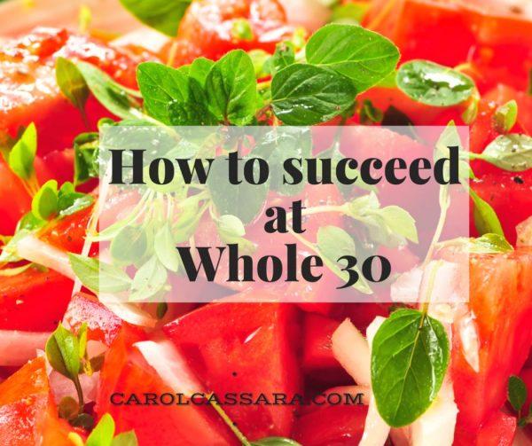 Whole-30-success