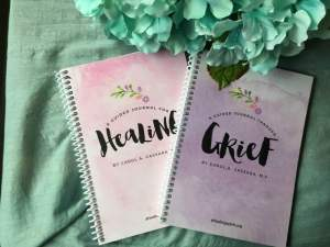 How to use a guided journal