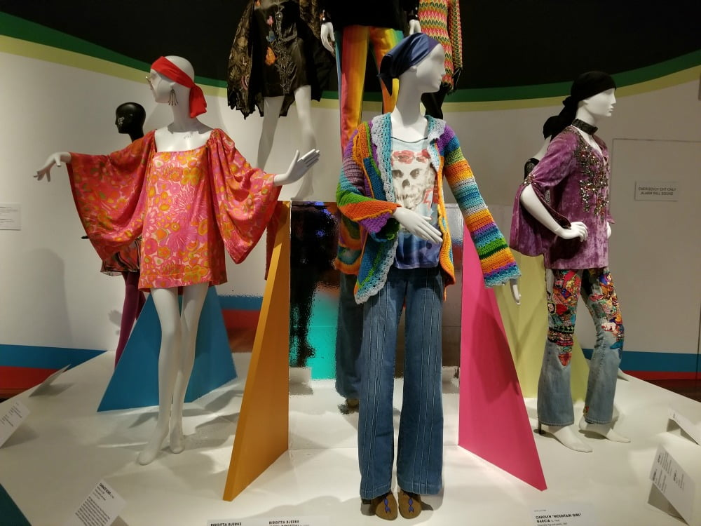 Summer of Love fashions