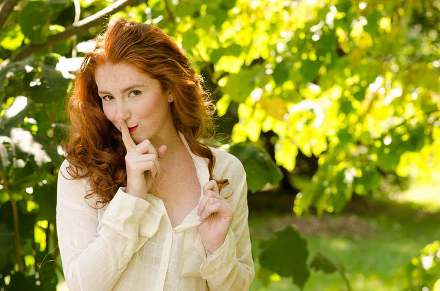 Got a secret? What do most people not know about you?