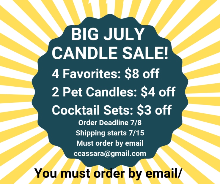 candle-sale