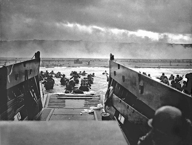 How storming the beaches helped me confront my fear