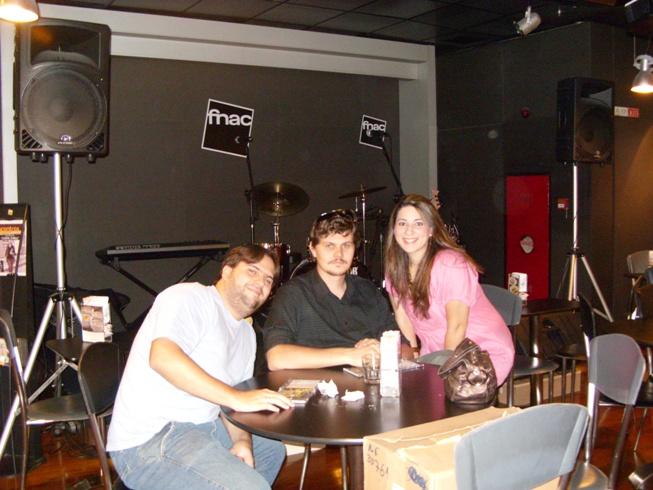 Schubert, Luis e Carol