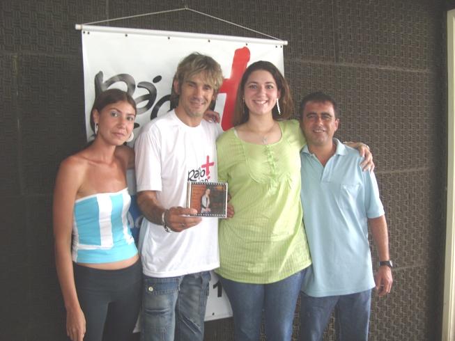 Cleonice, Alceni Vieira, Carol Chelly, Haroldo Nascimento