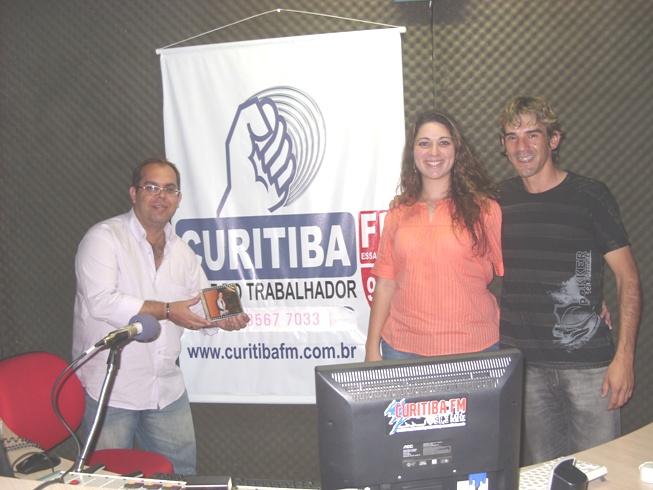Ney Lopes, Carol Chelly e Alceni Vieira