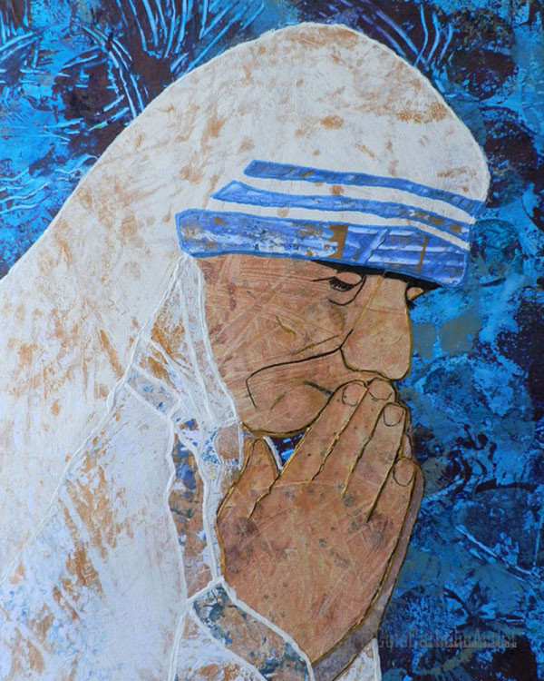 mother teresa carol cole