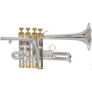 CarolBrass CPC-7775F-YLS-BbA Piccolo Trumpet