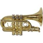 CarolBrass-CPT-4000-YLS-C Pocket Trumpet