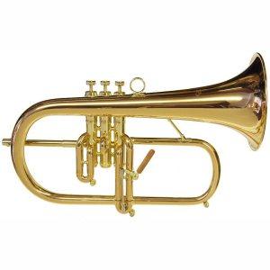 CarolBrass CFL-8880-GSS Flugel Horn