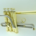 CarolBrass CPC-3335-YLS-Bb/A Piccolo Trumpet