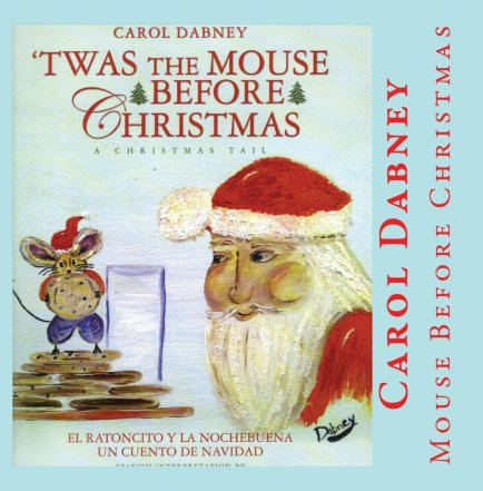 Twas The Mouse before Christmas