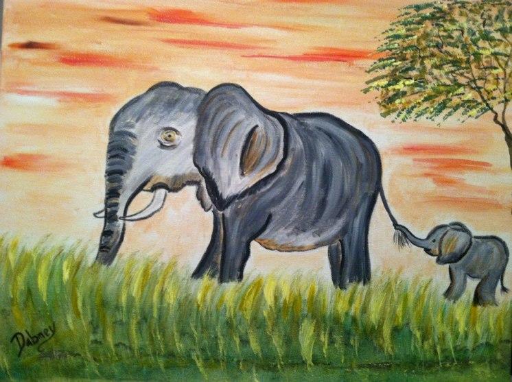 Elephant pic 1