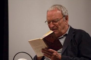 Leitura com Uwe Timm