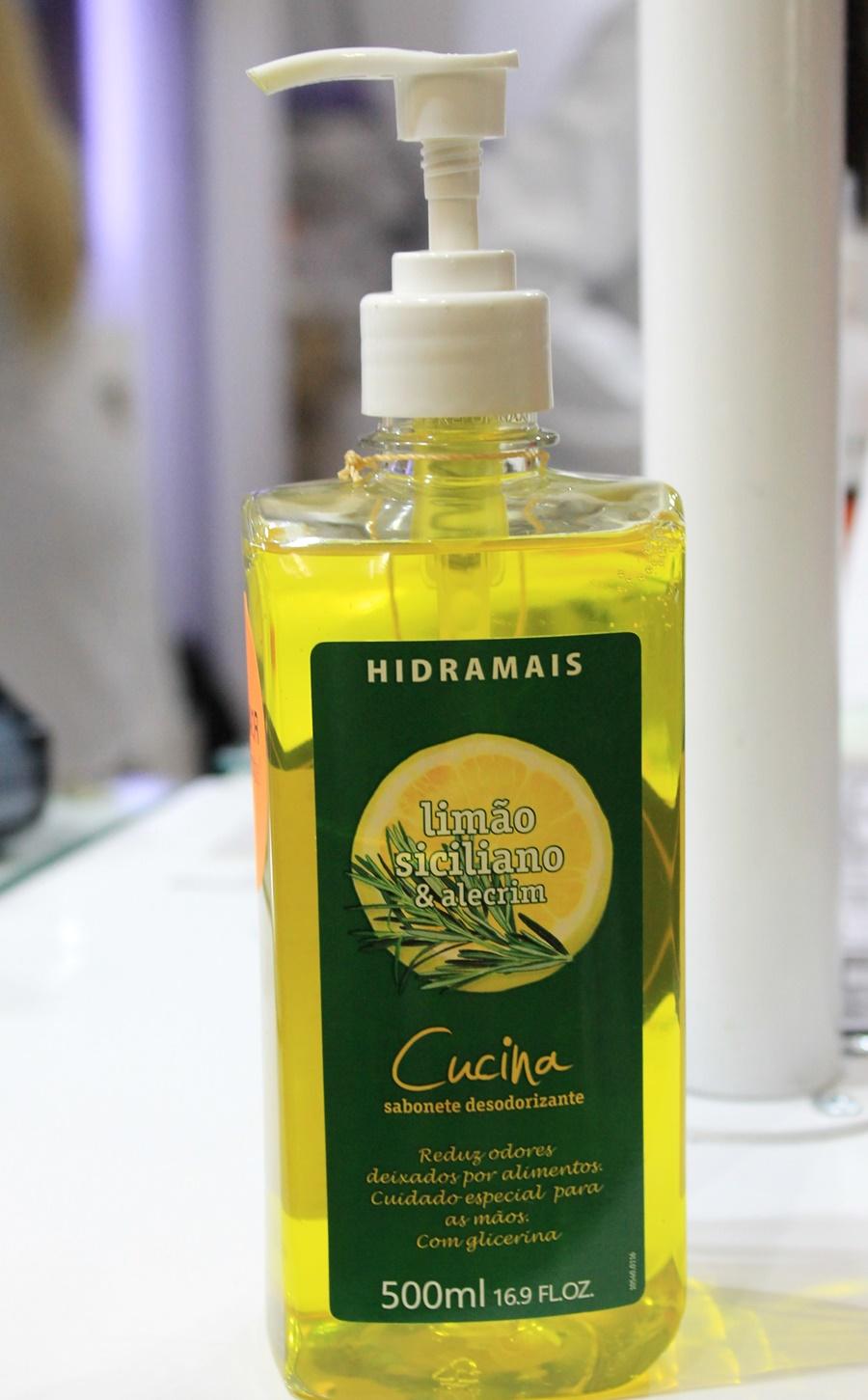 sabonete desodorizante cucina hidramais
