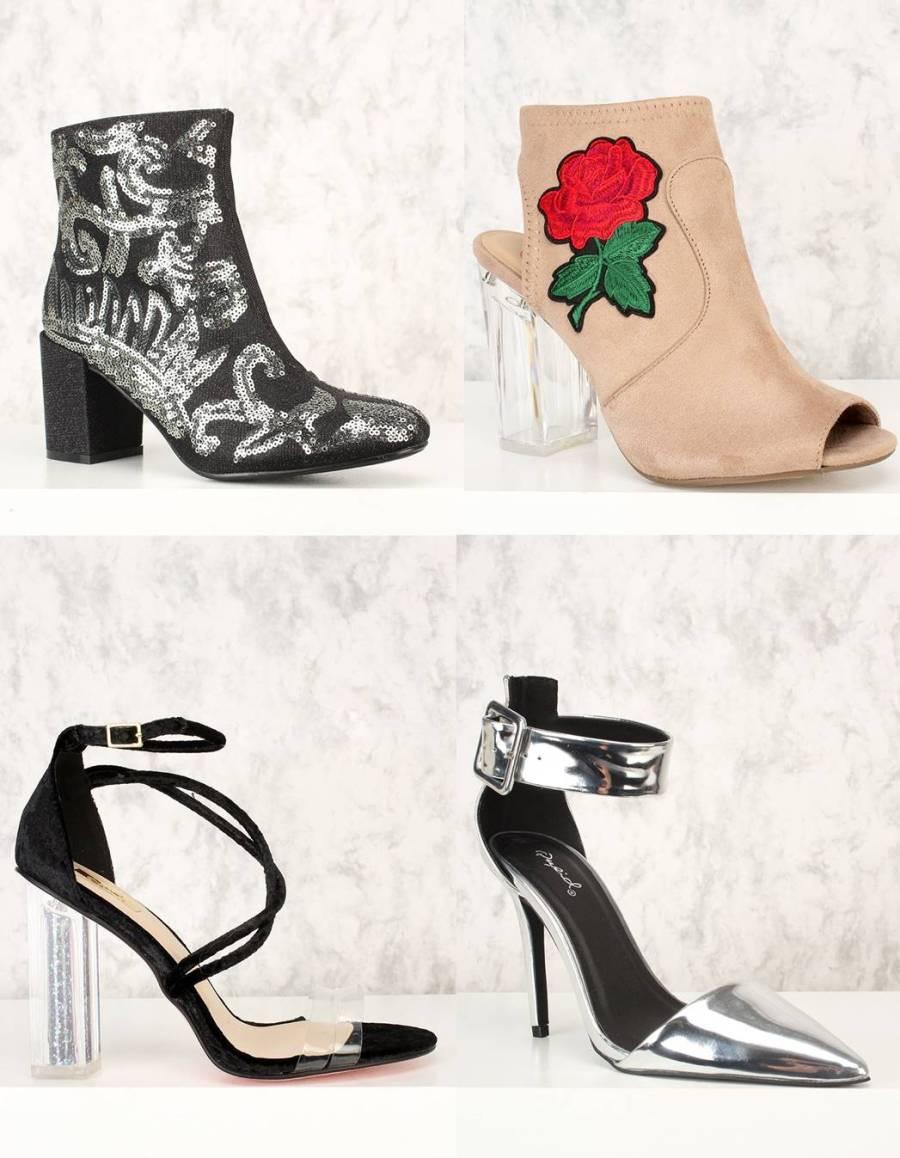 compras sapato online ami clubwear