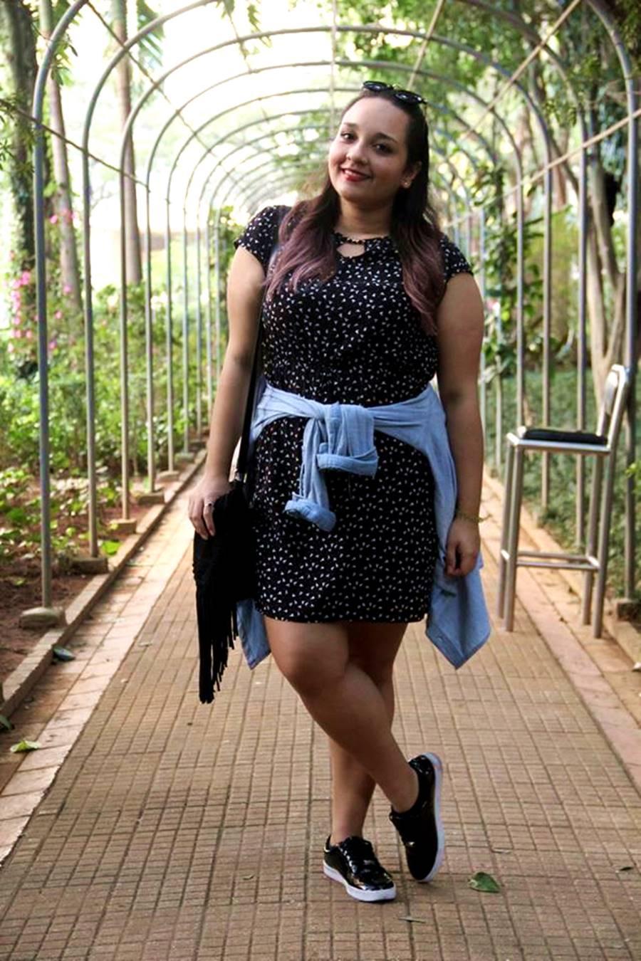 Look do dia Paulista Style - Carol Doria