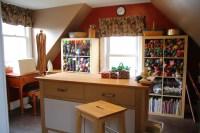 My Craft Room Re-Do