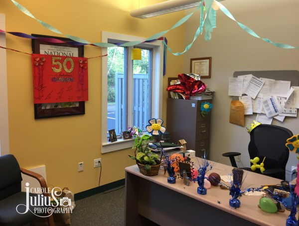 office birthday decorations 50 Is Fabulous. And Fun!