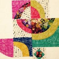 modern quilt Alison Glass fabric