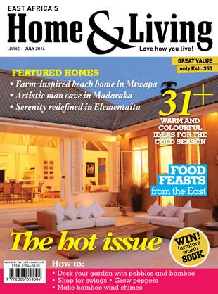 Home & Living Kenyan Magazine - Somasasa Kenya