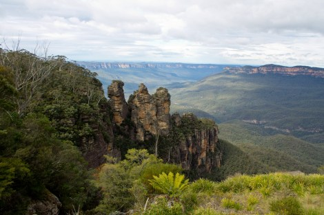 The Three sisters - lots of pics of these!