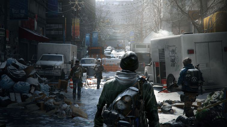 The Division : la Maj 1.05 disponible sur Xbox One
