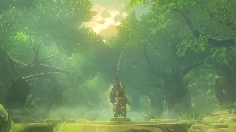 Zelda Breath of  the Wild : Revivez toute mon aventure en 248 images !