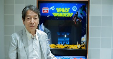 Ma rencontre avec Tomohiro Nishikado, le papa de Space Invaders !