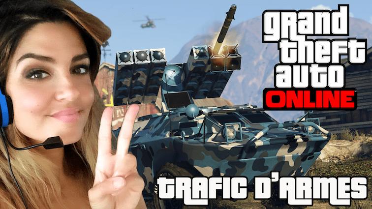 GTA Online : Obtenez votre bunker et rejoignez mon crew !
