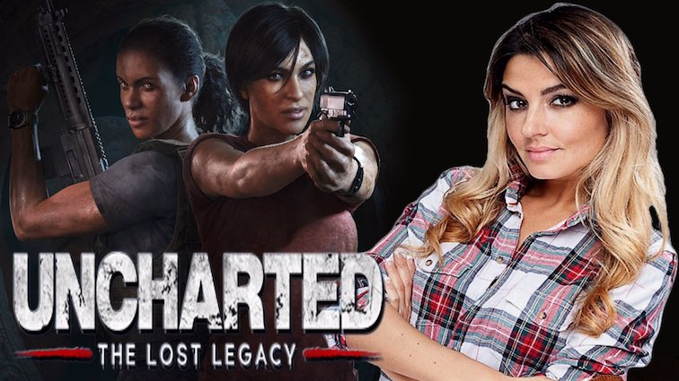 UNCHARTED THE LOST LEGACY : À LA HAUTEUR D'UNCHARTED 4 ? MON AVIS !