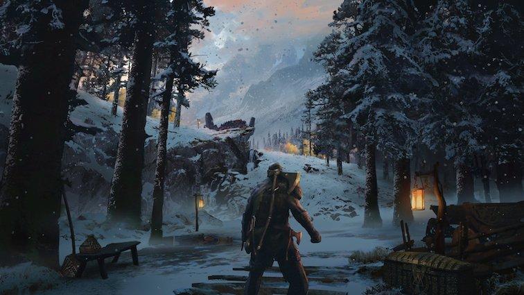 God of War se montre à travers de magnifiques concepts arts