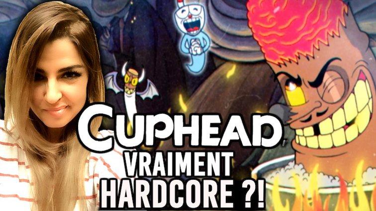CUPHEAD : VRAIMENT TROP HARDCORE ?