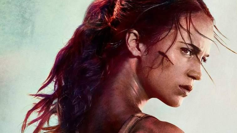 Tomb Raider le film : découvrez sa première bande-annonce en français