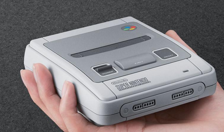 SNES Mini : Il est maintenant possible d'ajouter des jeux mais...
