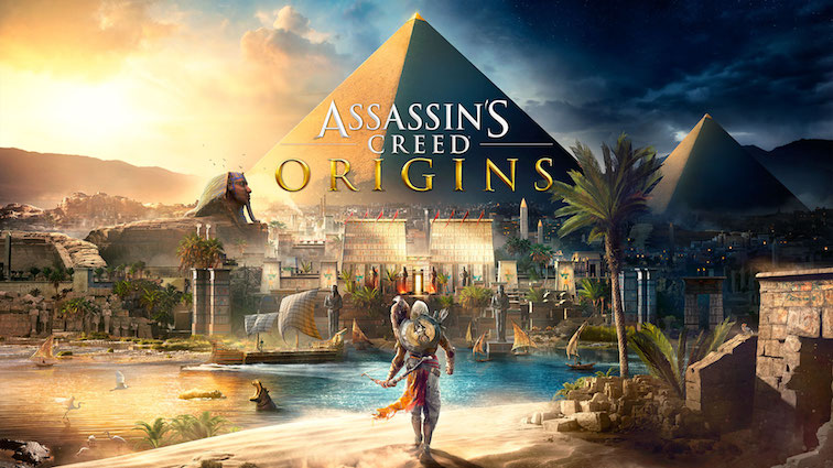 Assassin's Creed Origins passe en version 1.21 : les détails