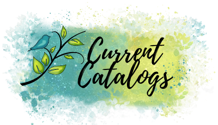 Current Catalog Decorative Button