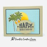 Timeless Tropical Masculine Card