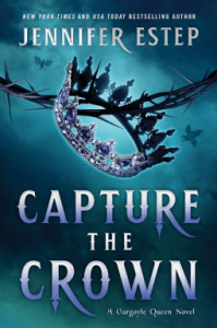 Review – Capture the Crown by Jennifer Estep